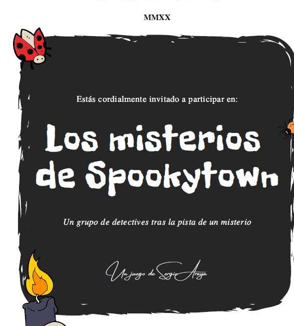 Los misterios de Spookytown
